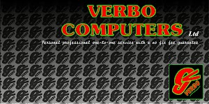 Verbo Computers - Not a shop. Call for appointment