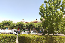 Plaza Cervantes, Alcala De Henares, Spain