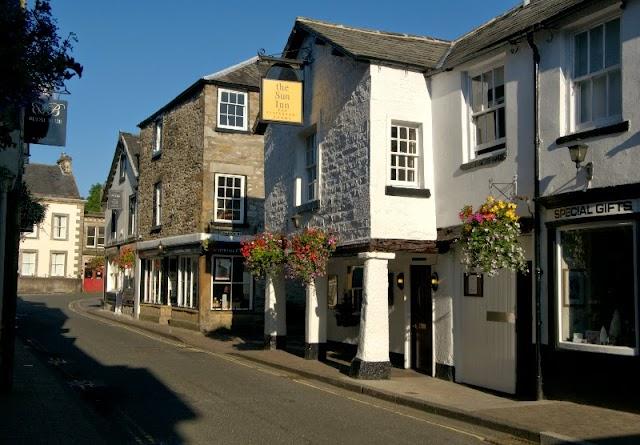 The Sun Inn Kirkby Lonsdale