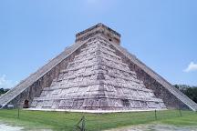 Piramide de Kinich Kak Moo, Izamal, Mexico