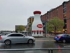 Hood Milk Bottle boston USA