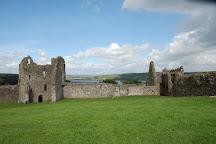 Llansteffan Castle, Llansteffan, United Kingdom