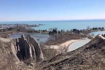 Scarborough Bluffs, Toronto, Canada