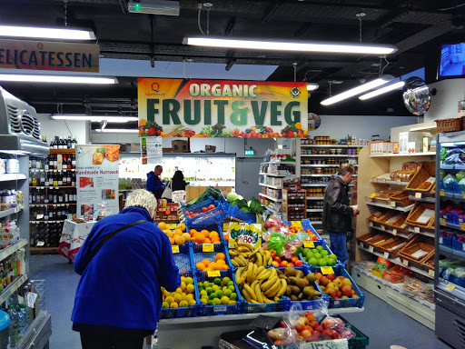 Quay Co-op Vegetarian Restaurant and Wholefood Store