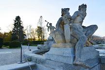 The Castle Garden, Cesky Krumlov, Czech Republic