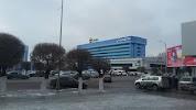 """Бизнес центр """" Казахстан"""" на фото Караганды"""