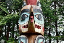 Totem Bight State Historical Park, Ketchikan, United States