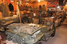 Top Kick's Military Museum, Petersburg, United States