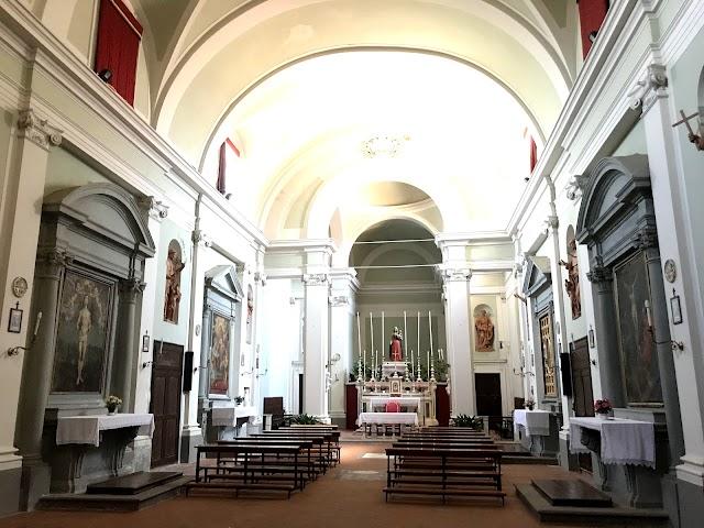 Chiesa Dei Santi Jacopo E Filippo (O Del Carmine)