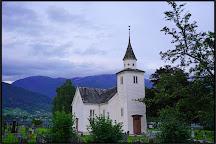 Ulvik Church, Ulvik Municipality, Norway