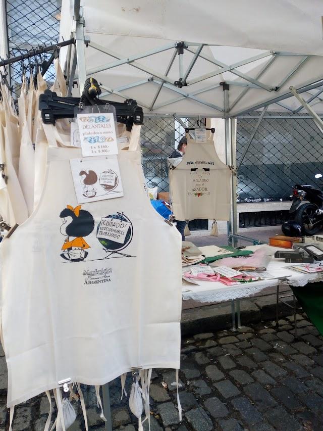 Feria De San Telmo - Mafalda