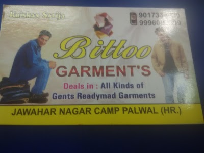 Bittoo Garments