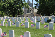 Crown Hill Cemetery, Indianapolis, United States