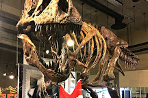 T. Rex Discovery Centre, Eastend, Canada