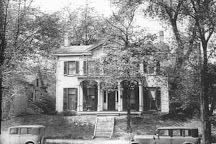 Vachel Lindsay Home, Springfield, United States