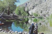 Satrangi Lake, Hunza, Pakistan
