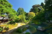 Shorenin Garden, Kyoto, Japan