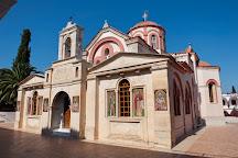 Monastery Panagia Kaliviani, Mires, Greece