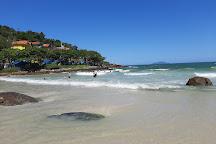 Praia De Quatro Ilhas, Bombinhas, Brazil