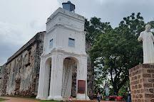 A Famosa Fort, Melaka, Malaysia