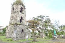 Cagsawa Ruins Park, Legazpi, Philippines