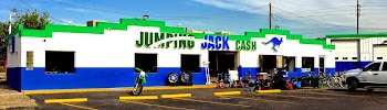 Jumping Jack Cash Payday Loans Picture