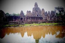 Travel Ads Angkor Tours, Siem Reap, Cambodia