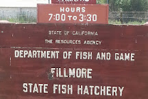 Fillmore Fish Hatchery, Fillmore, United States