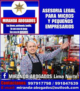 MIRANDA ABOGADOS Lima Norte 7