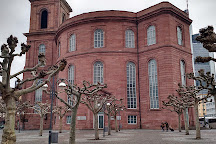 St. Paul's Church (Paulskirche), Frankfurt, Germany