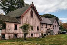 Roseland Cottage, Woodstock, United States