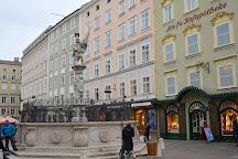Alte furst-erzbischofliche Hofapotheke, Salzburg, Austria
