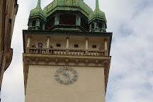 Astronomical Clock, Brno, Czech Republic