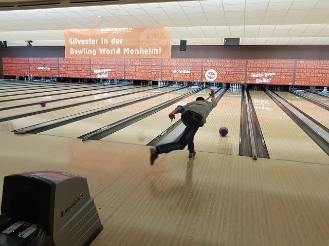 Bowling im Sporthotel Baumberg