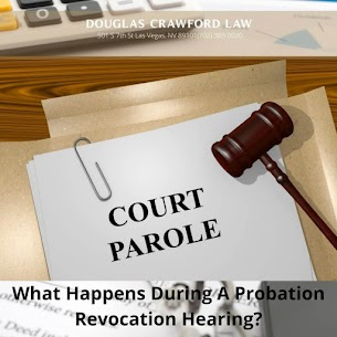 Las Vegas Violation of Probation Lawyer