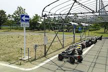Uwasekigata Park, Niigata, Japan