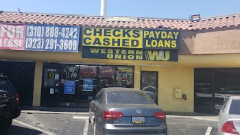 The Check Cashing Place Payday Loans Picture
