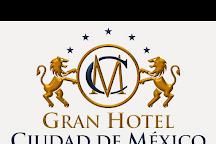 Gran Hotel Ciudad de Mexico, Mexico City, Mexico