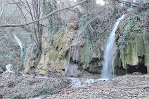 Skra Waterfalls, Kilkis, Greece