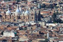 Inmaculada Concepción Cathedral, Cuenca, Ecuador