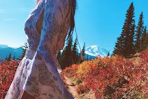 Naches Peak Loop Trail, Mount Rainier National Park, United States