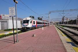Железнодорожная станция  Basmane