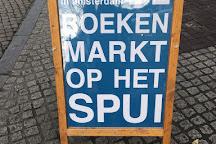 Spui Book Market, Amsterdam, The Netherlands