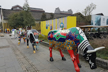 Luodai Ancient Town, Chengdu, China