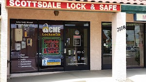 ACME Locksmith - Scottsdale Shop and Service