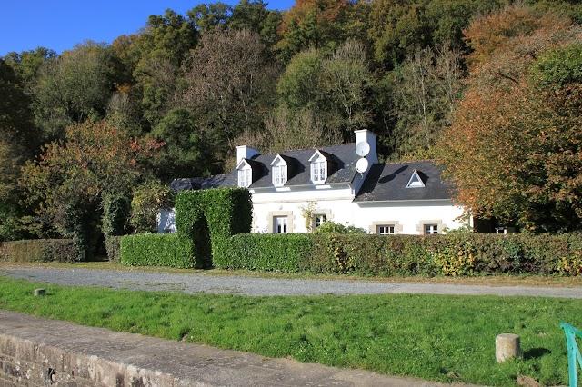Schleusenhaus Le Moustoir