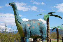 Chausuyama Dinosaur Park, Nagano, Japan