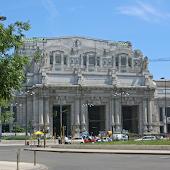 Железнодорожная станция  Milano Centrale