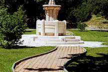 Komrcar Park, Rab Town, Croatia