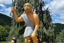 Krapina Neanderthal Museum, Krapina, Croatia